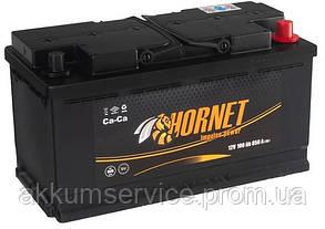 Акумулятор автомобільний HORNET 100AH L+ 850A