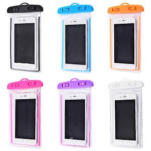 Чехлы | Чехол для телефона | Чехол на смартфон | Водонепроницаемый чехол 5.5-6.5 (neon) (выбор цвета)