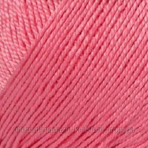Пряжа Сеам Анна 14 Розовый
