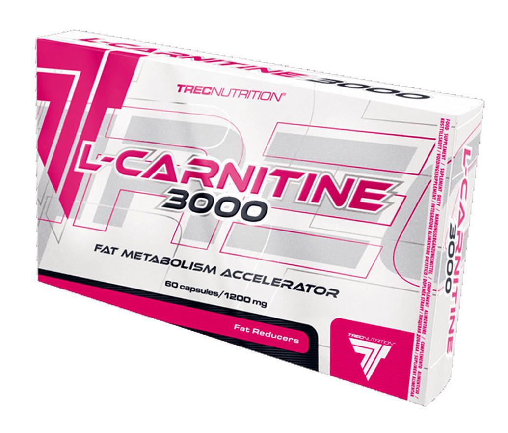Л-Карнитин Trec Nutrition L-Carnitine 3000 60 caps