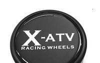 Центральный колпачек X-ATV для дисков X-ATV моделей AR102, AR103, AR104 (с логотипом)