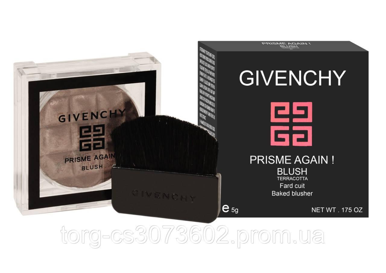 РАСПРОДАЖА Запеченные румяна Givenchy Prisme Again Blush