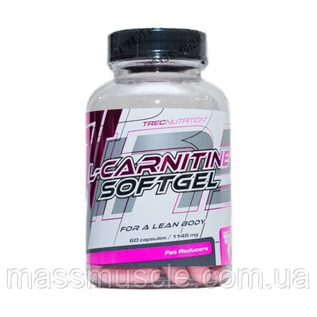 Л-Карнитин Trec Nutrition L-Carnitine Softgel 60 caps