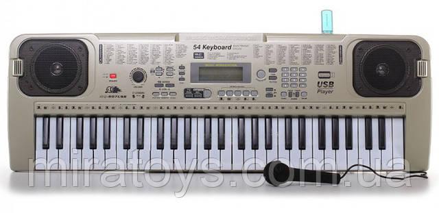 Піаніно-синтезатор MQ 807 USB купити