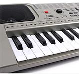 ✅Піаніно-синтезатор MQ 807 USB 54 клавіш, mp3, usb, мікрофон, від мережі, 2 динаміка, фото 3