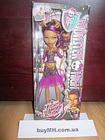 Кукла Monster High Frights, Camera, Action! Black Carpet Clawdeen Wolf Клодин Вульф страх, камера, мотор