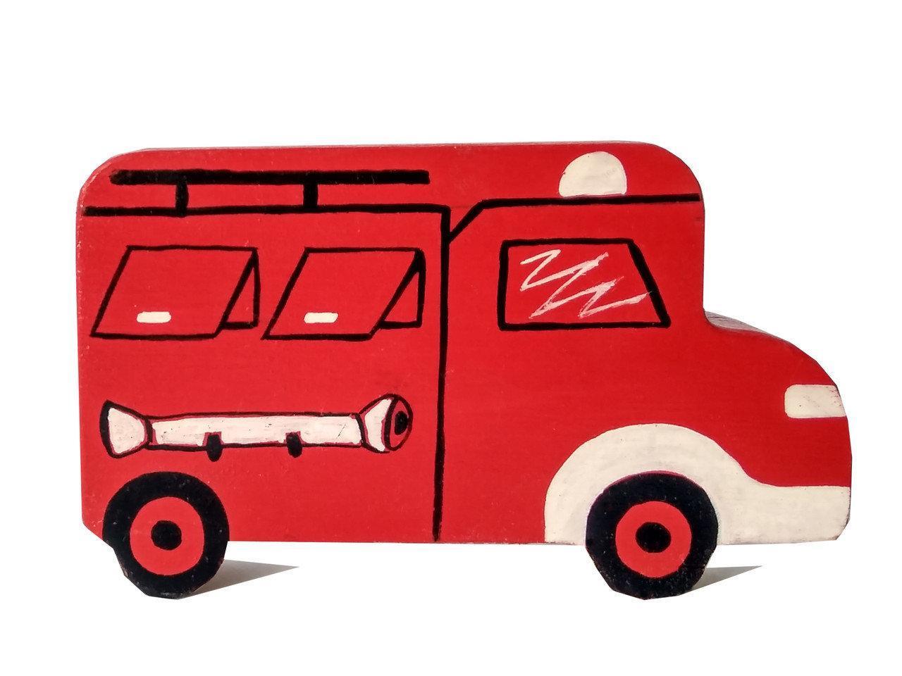 Машинка HEGA  Пожарная машина