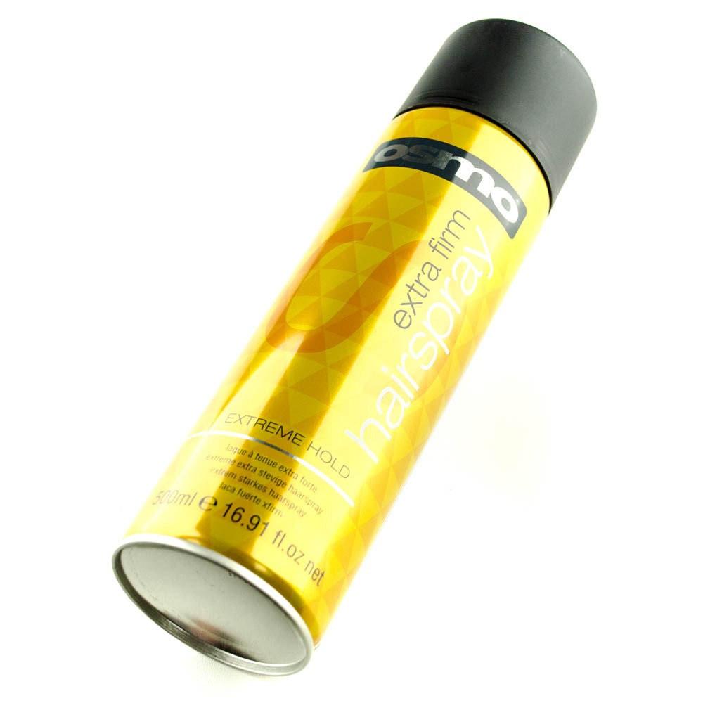 Лак-спрей для волос с сильной фиксацией Осмо Osmo Extreme extra firm hair spray 500мл 61013