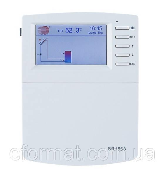 Контроллер для гелиосистемы SHUANGRI СВУ SR988С1