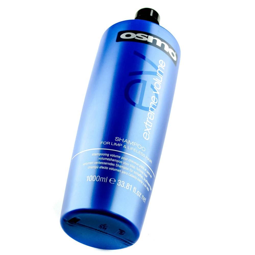 Шампунь с фиксирующим эффектом для объема  Осмо Osmo Extreme volume shampoo 1000мл 61065