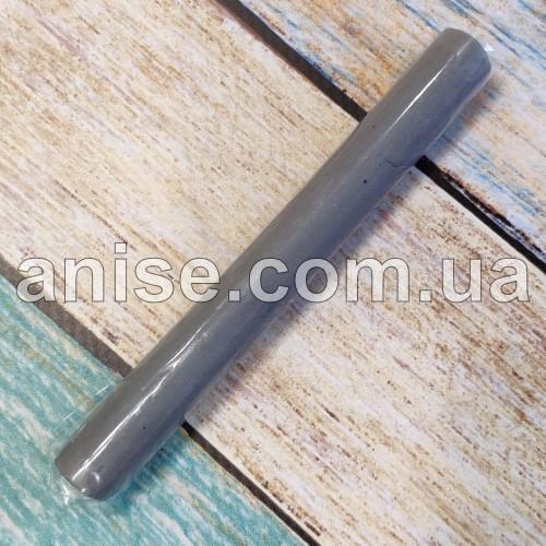 Полимерная глина Пластишка, №0123 серый, 17 г / Полімерна глина Пластішка, №0123 сірий, 17 г