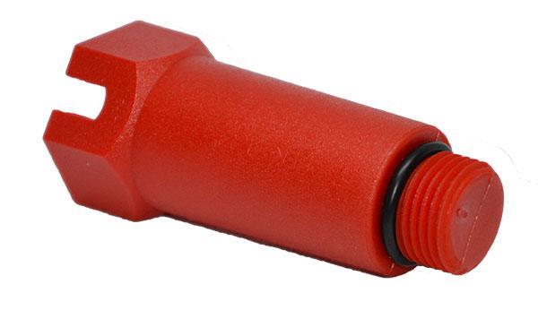 Монтажные заглушки многоразового использования для PPR систем