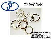 Шайба уплотнительная 8х14х1,5 алюминий (100 шт.)