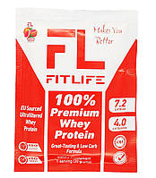 FitLife 100% Premium Whey Protein 30 g Grapefruit