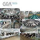 Доильные залы GEA