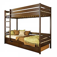Детская Кровать Дуэт 80х190 Бук Щит 101 (Эстелла-ТМ)
