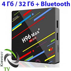 Rockchip H96 Max 4Gb 32Gb + bluetooth | Discount Service TV