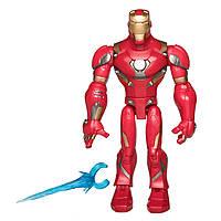 """Фигурка супер-героя Железный Человек 14см """"Marvel Toybox"""" от Disney, фото 1"""