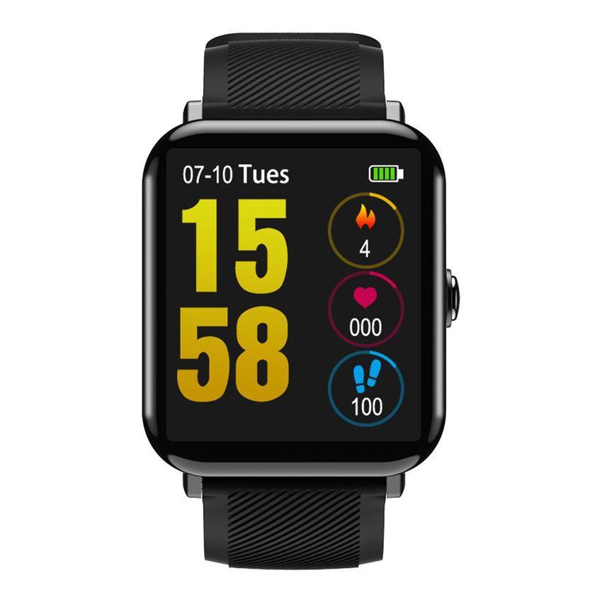 Смарт-часы Oukitel W2 smart watch с 1,3-дюймовым сенсорным экраном
