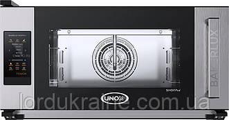 Печь конвекционная UNOX XEFT-03EU-ETRV