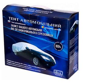 Тент автомобильный CС11105 L 483x178x120 серый (8766), фото 2