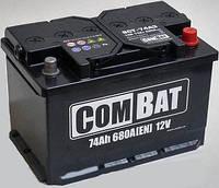 Аккумулятор автомобильный SADA COMBAT 74AH L+ 680A