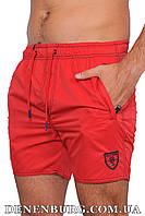 Шорты пляжные мужские TOMMY HILFIGER 19-S-206 красные, фото 1