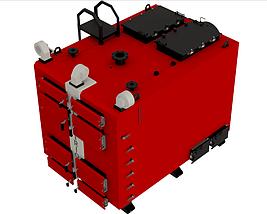 Котел твердотопливный Альтеп TRIO 400 кВт, фото 3