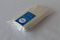 Пеленка детская двойной муслин QSLEEP хлопок 100% Молочная 110х80 см