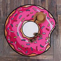 Пляжный Коврик Пончик
