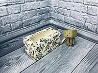 *10 шт* / Коробка для 2-ух кексов / 170х85х90 мм / печать-Весна / окно-обычн / лк / цв, фото 1
