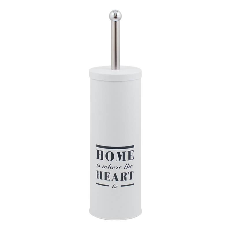 Trento Home Heart ершик, металл