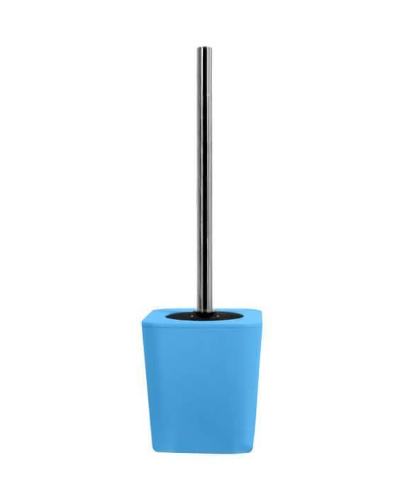 Ершик для унитаза Trento Aquaform голубая