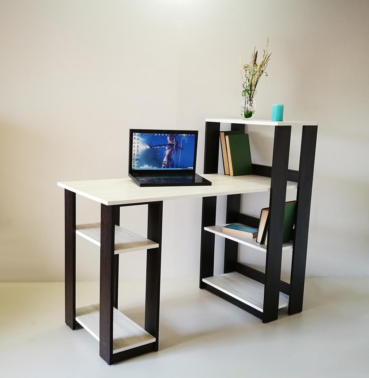 Стол компьютерный СК-5 (атланта + венге)