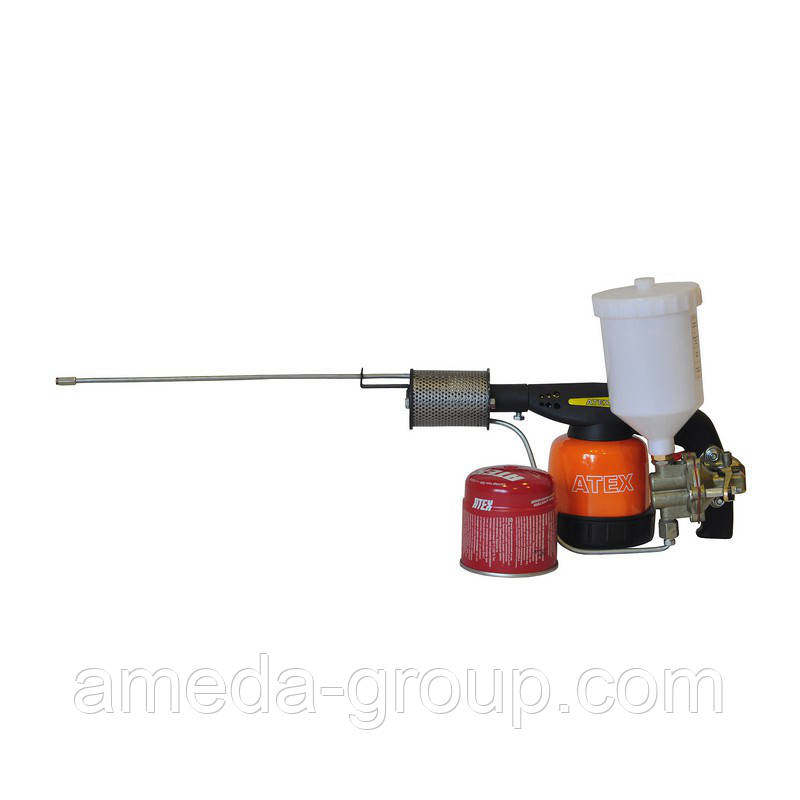 Дымовая пушка Варомор (пушка,газ)
