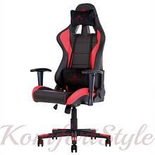 Кресло геймерское Hexter (Хекстер) ML черный/красный