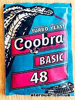 Coobra Дрожжи спиртовые 48 turbo basic, фото 1