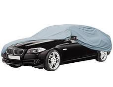 Тент автомобильный CС13402 XL серый с подкладкой PEVA+Non PP Cotton 534х178х120 (8768), фото 3