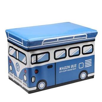 Пуф-ящик для игрушек Минивэн Berni