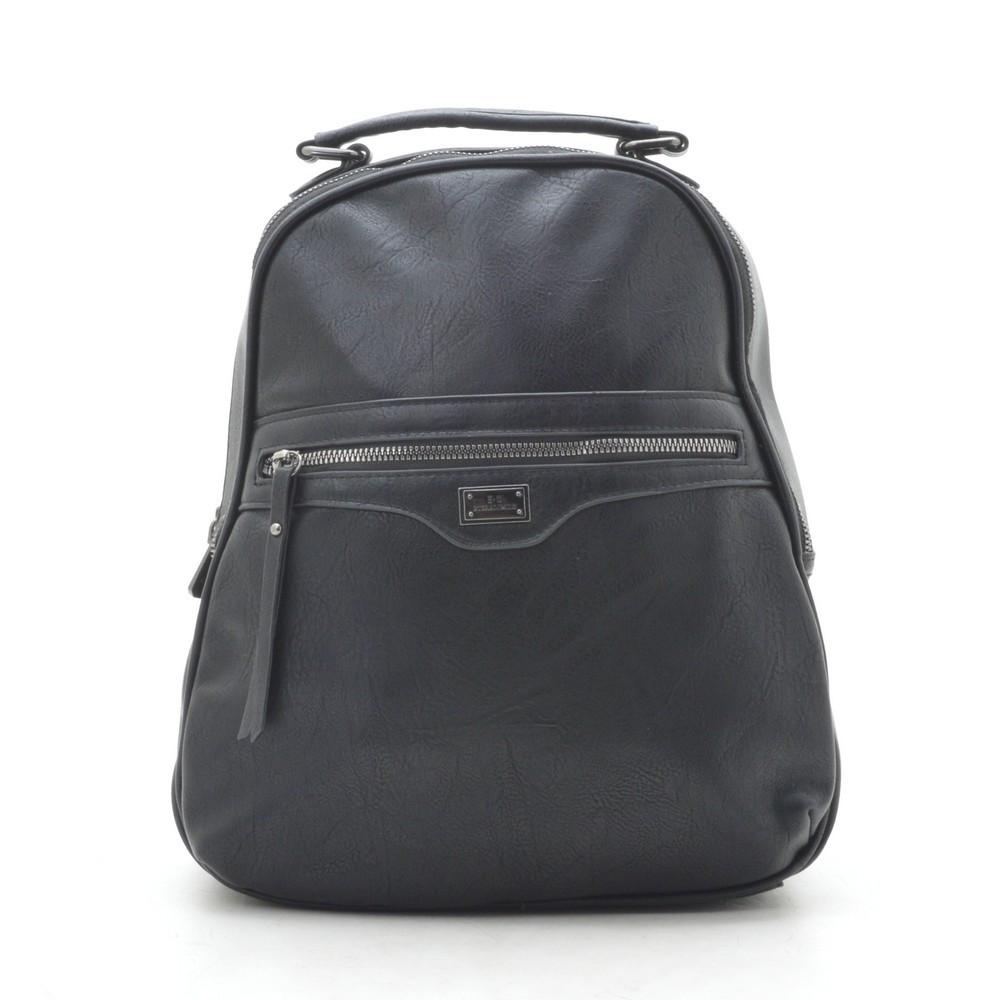 Рюкзак женский черный 184912
