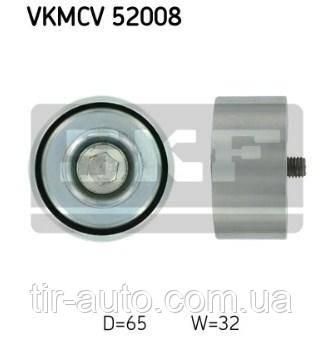 Ролик натяжителя ремня Daf LF45 ( D=65, W=32 ) ( SKF ) VKMCV 52008