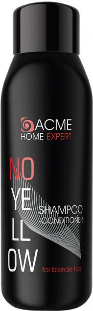 Шампунь-кондиционер Acme Home Expert No-Yellow нейтрализатор желтизны 500 мл (4820197005536)