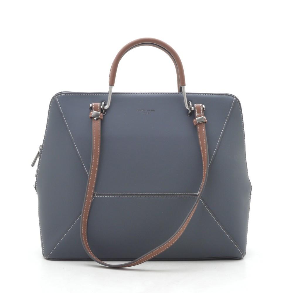 Женская сумка David Jones темно синяя 182790