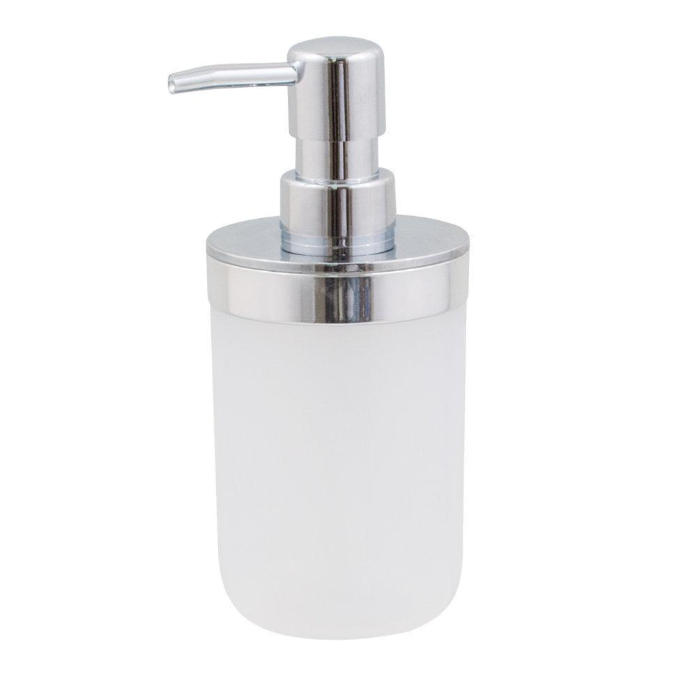 Дозатор для жидкого мыла Arino Link белый (Китай)