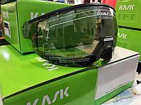 Линза (визор) для шлемов KASK (VIST). Silver mirror