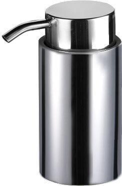 Дозатор жидкого мыла Trento Aquacolor (хром) (sale)