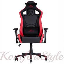 Кресло геймерское Hexter (Хекстер) PRO 01 черный/красный