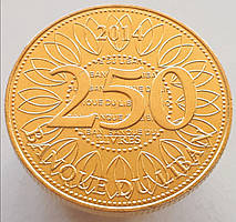 Ливан 250 ливров 2014