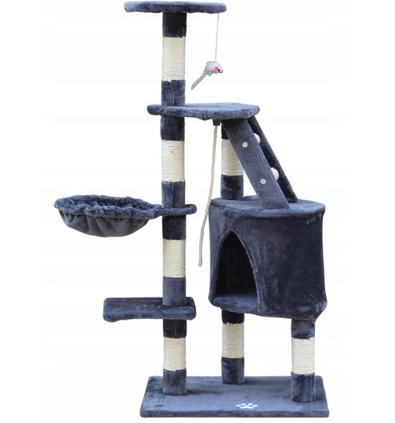 Домик с когтеточкой для кошек ENDER EDR-205