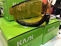 Линза (визор) для шлемов KASK (VIST).  ORANGE ONE LAYER